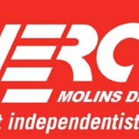 Logotip de les JERC de Molins de Rei