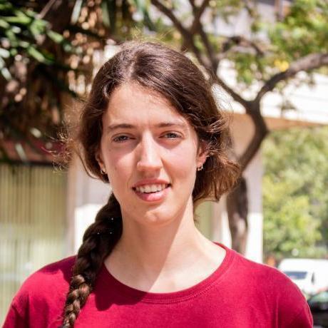 Xènia Sala, portaveu del Jovent Republicà Comarques Gironines
