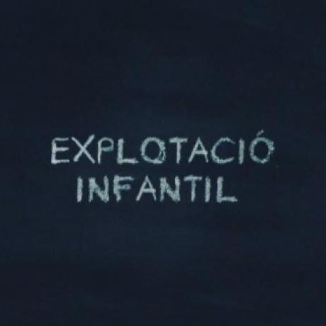 Explotació infantil