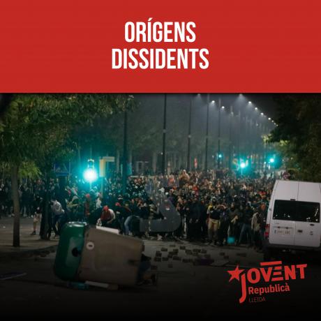 Orígens dissidents