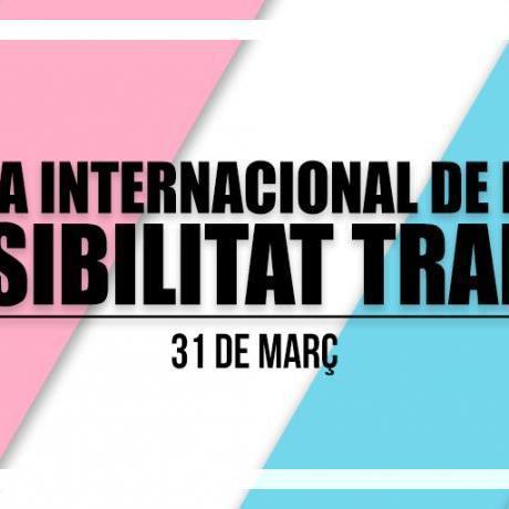 31 de març: Dia de la Visibilitat Trans