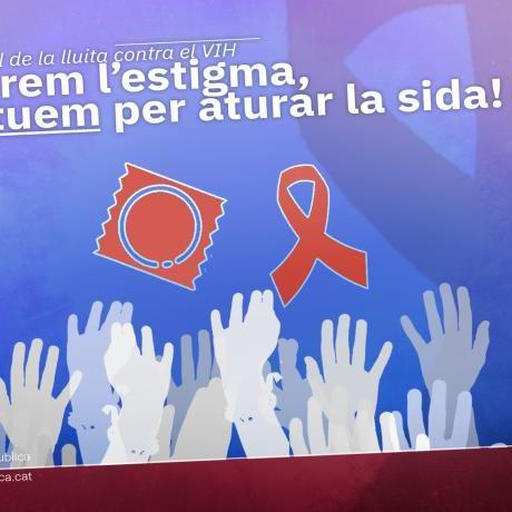 Aturar la SIDA és responsabilitat de tots.