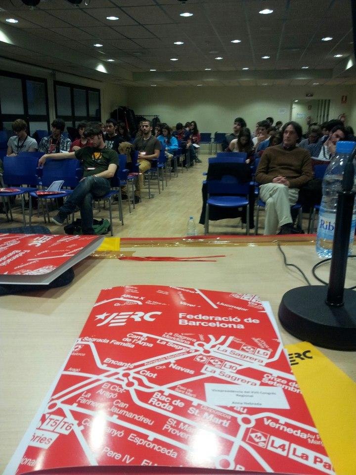 XVII Congrés JERC Barcelona