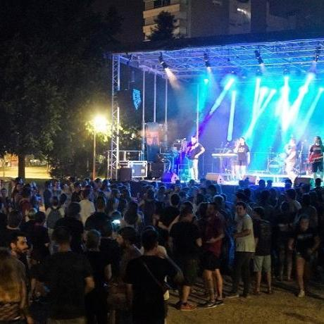 Concert de Musik N Viu al Parc Torras Villà
