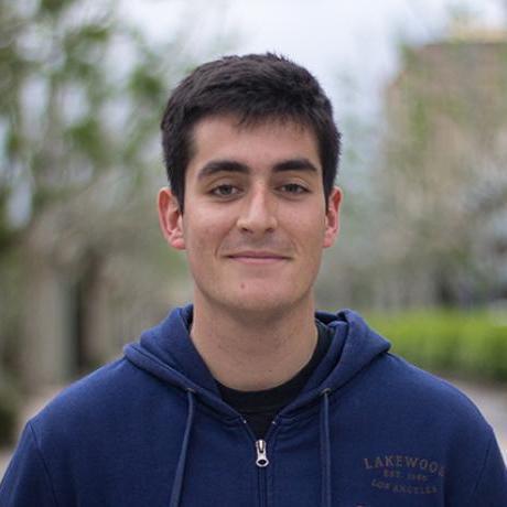 Joan Mangues, Secretari d'Acció Política del Jovent Republicà Penedès-Anoia
