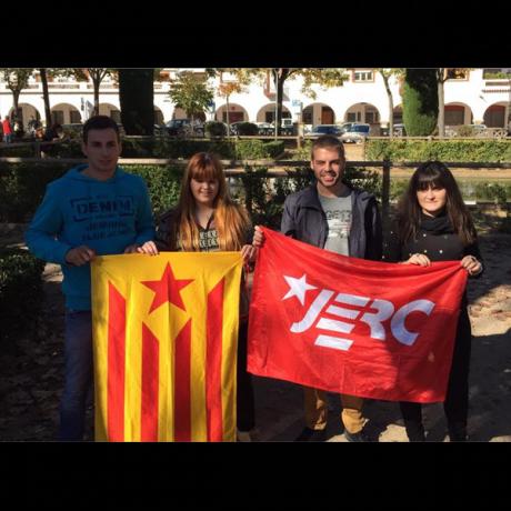 Els candidats de les JERC per les eleccions generals del 20D