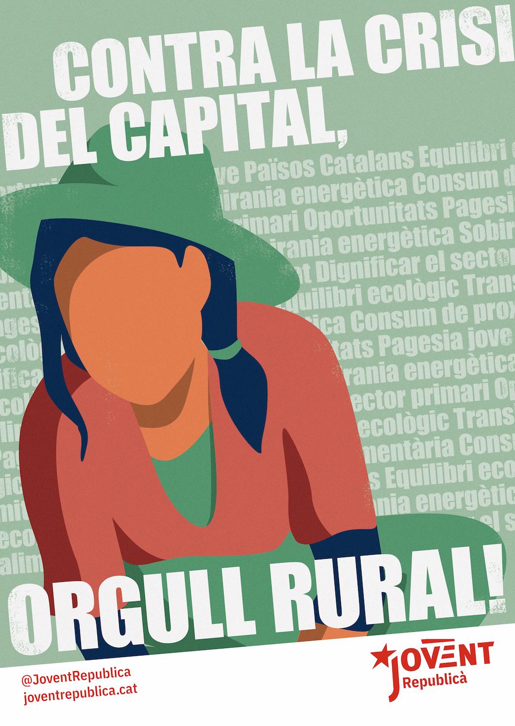 Iniciem una campanya per l'orgull rural arreu dels Països Catalans!
