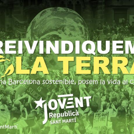 Per una Barcelona sostenible, posem la vida al centre!