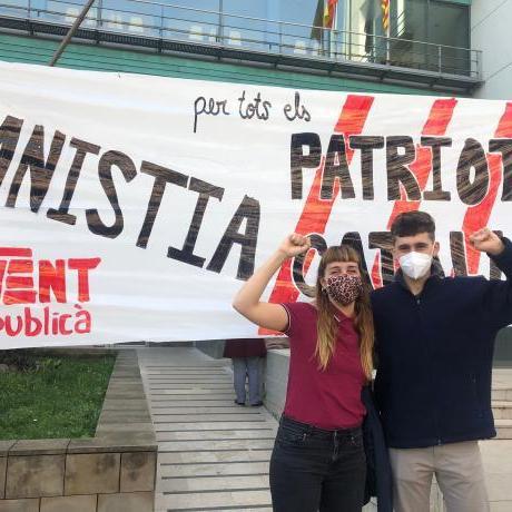 L'amnistia és la via per superar la repressió de l'Estat espanyol