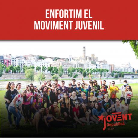 Enfortim el moviment juvenil