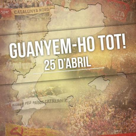 25 d'abril: Diada del País Valencià