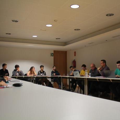 Jornada Municipalista de les JERC Barcelona