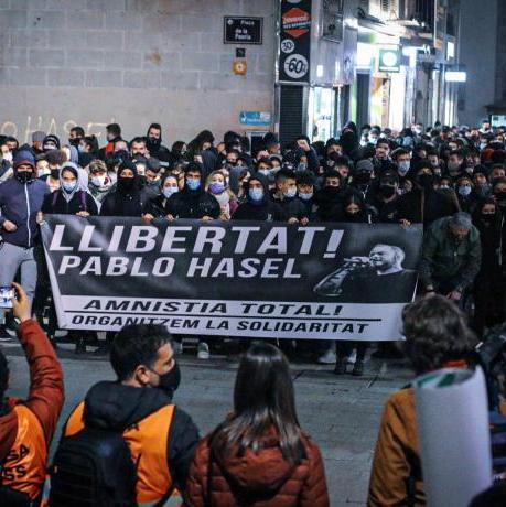 Instem a la mobilització constant i rebutgem tota criminalització al moviment juvenil