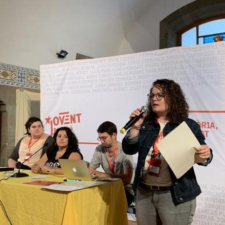 La diputada del Jovent Republicà, Rut Ribas, defensarà al Parlament l'abolició de tots els espectacles amb bous