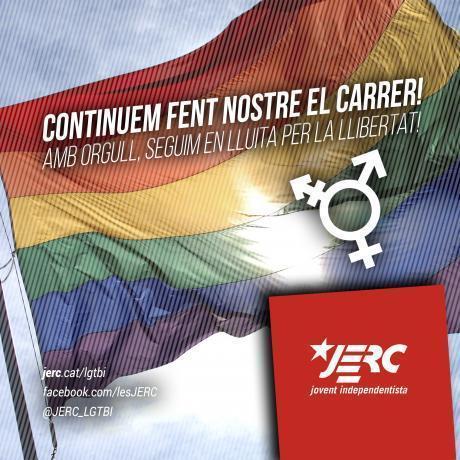 28 de Juny: Dia Internacional de l'Orgull LGTBI+