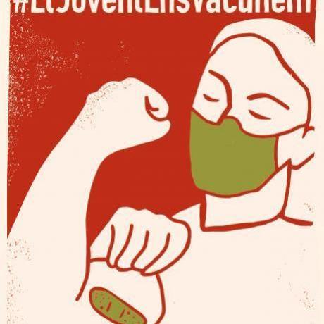 Vacunar-se és un acte de responsabilitat i solidaritat amb la societat on vivim!
