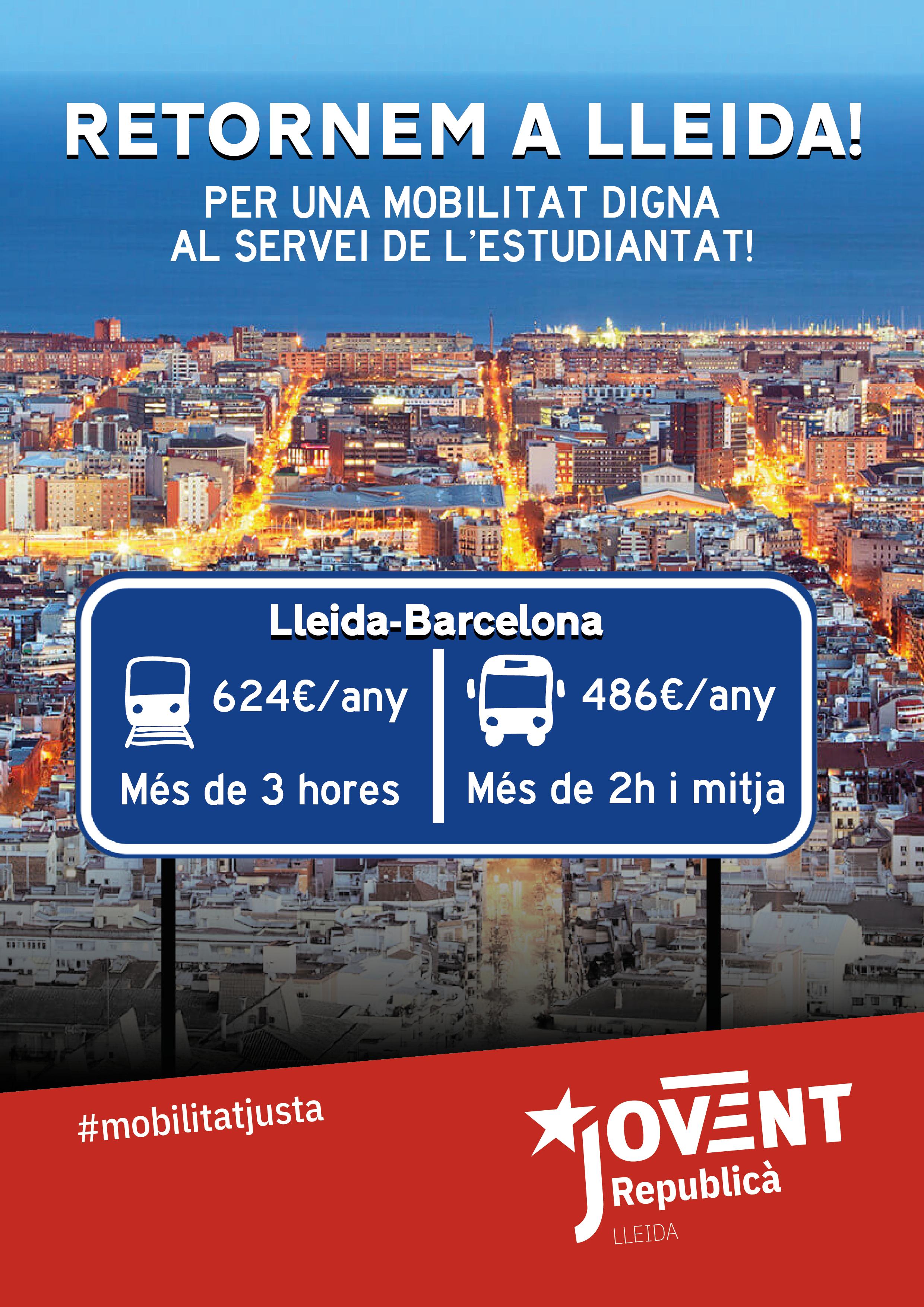 (Re)tornem a Lleida!