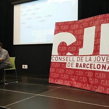 Les JERC Barcelona a l'AGO2016 del CJB