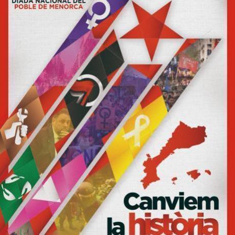 Diada del Poble de Menorca. Canviem la història!