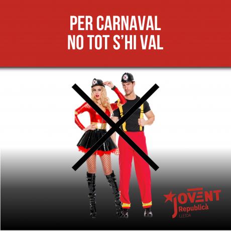 Per carnaval no tot s'hi val