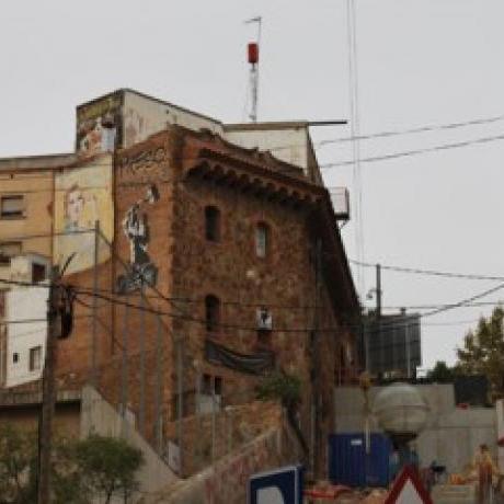 Kasa de la muntanya, fotografia de L'independent de Gràcia