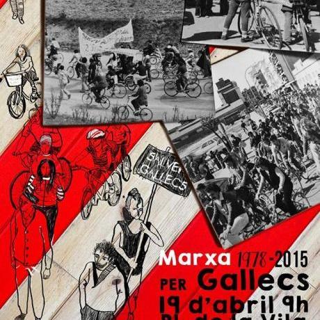 Marxa 1978-2015 per Gallecs