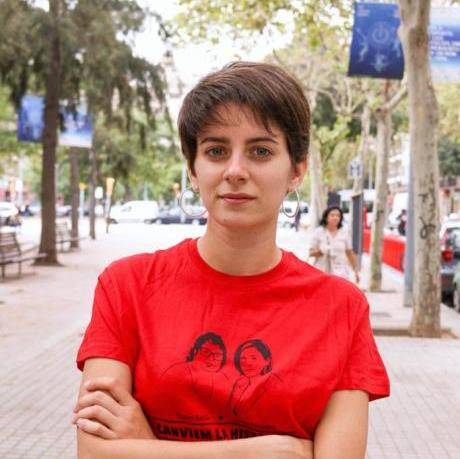 La diputada al Congés pel Jovent Republicà, Marta Rosique.