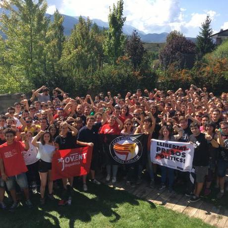 Les Joventuts d'Esquerra Republicana inicien un nou curs polític intens als Països Catalans amb l'Escola Republicana
