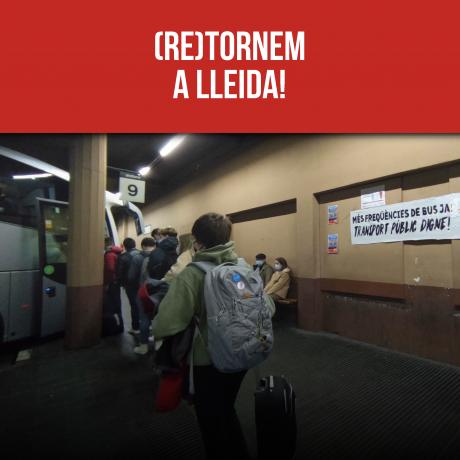 Retornem a Lleida!