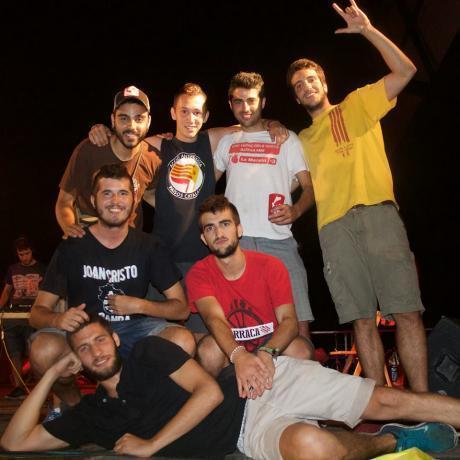 La Barraca, grup guanyador del SonaBaix 2015