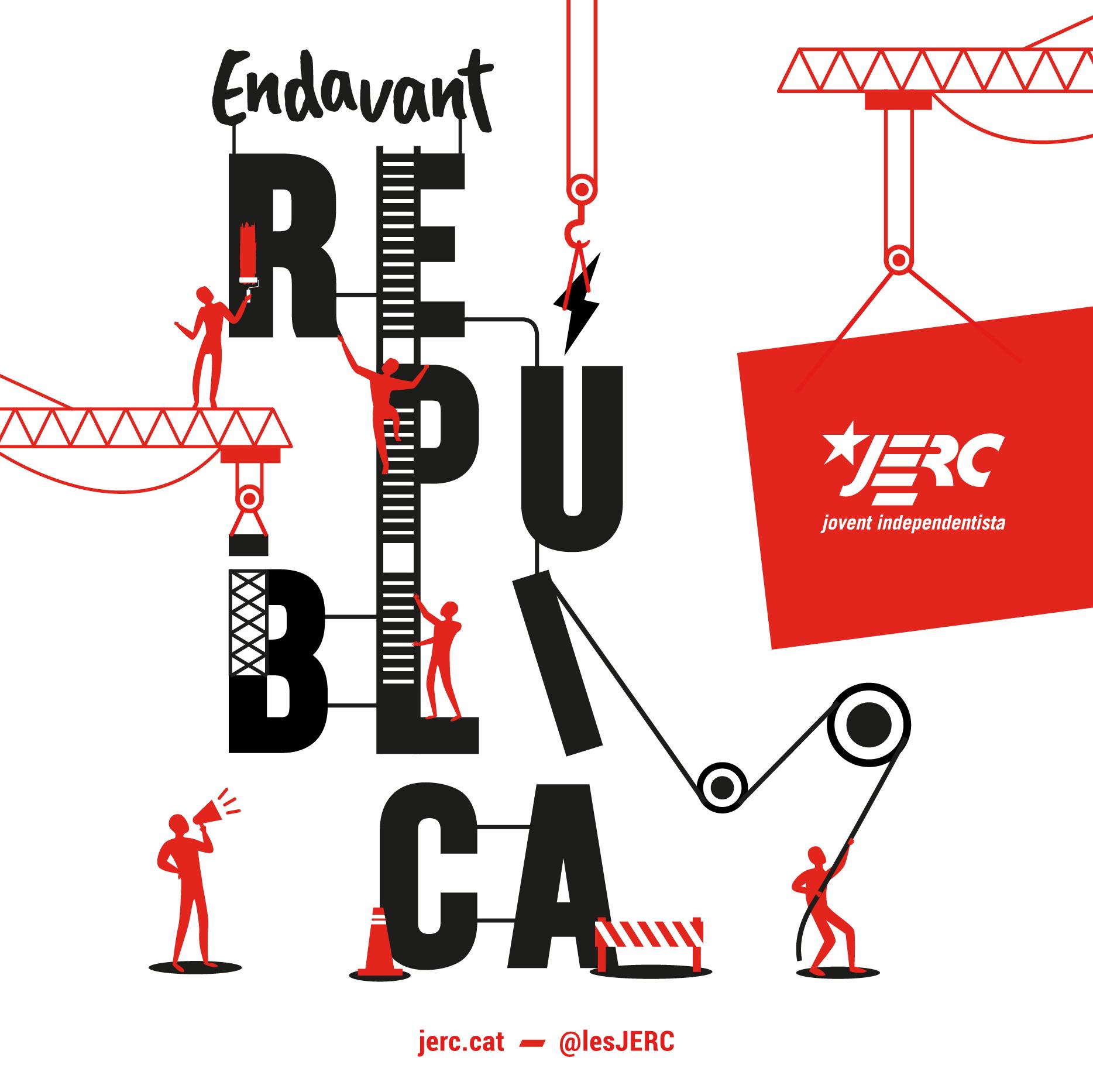 #EndavantRepública!