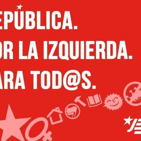 República. Por la Izquierda. Para tod@s