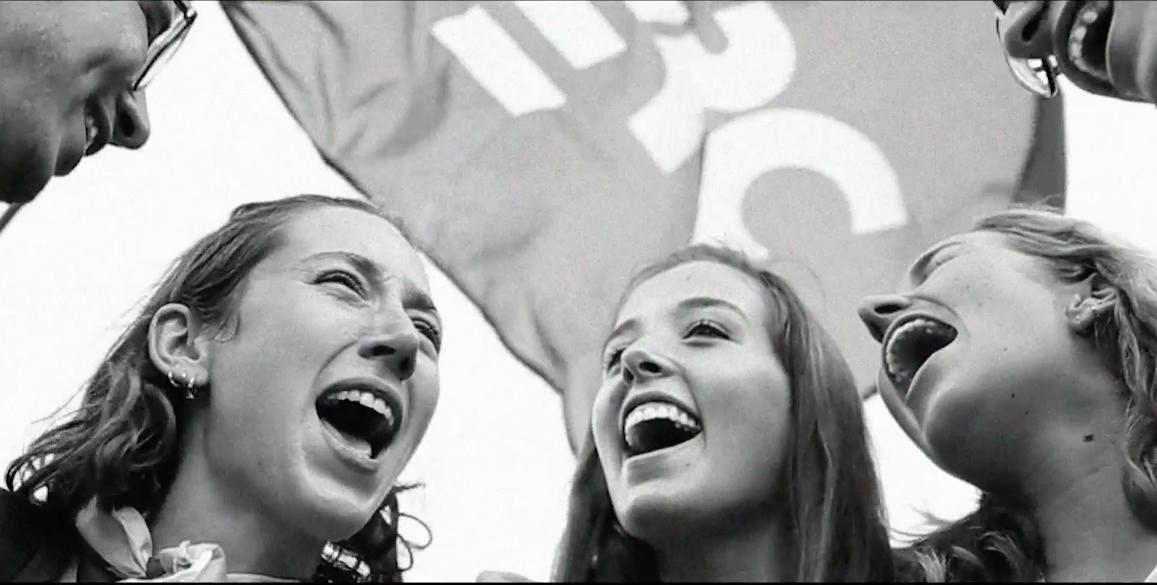 Fotograma del vídeo de campanya