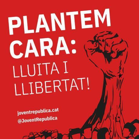 Plantem Cara: Lluita i llibertat!