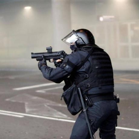 Condemnem els abusos policials ocorreguts a les protestes de rebuig a la sentència