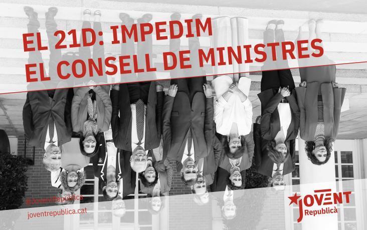 El proper 21D cal plantar cara de forma massiva i organitzada al Consell de Ministres