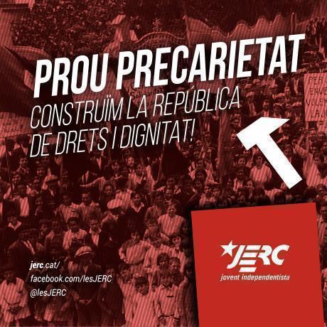 #ProuPrecarietat