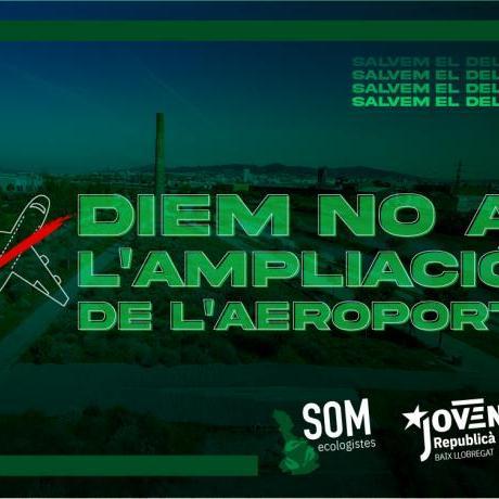 Diem NO a l'ampliació de l'aeroport