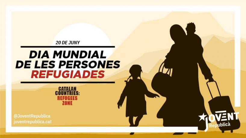 Els Països Catalans som terra d'acollida!