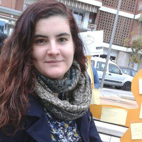 Ariadna Martín candidata de les JERC Rubí
