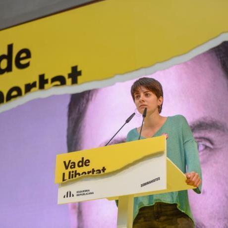 El jovent dels Països Catalans tindrà una veu directa a Madrid per poder-se reivindicar, la candidata Marta Rosique ha estat elegida diputada