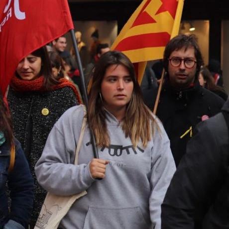 Laura Mata, Secretària d'Activisme del Jovent Republicà Anoia-Sud