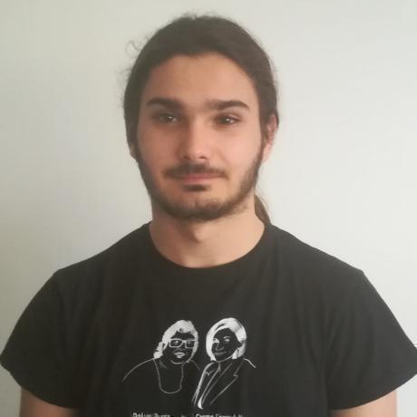Miquel Montiel, militant del Jovent Republicà del Pla de l'Estany