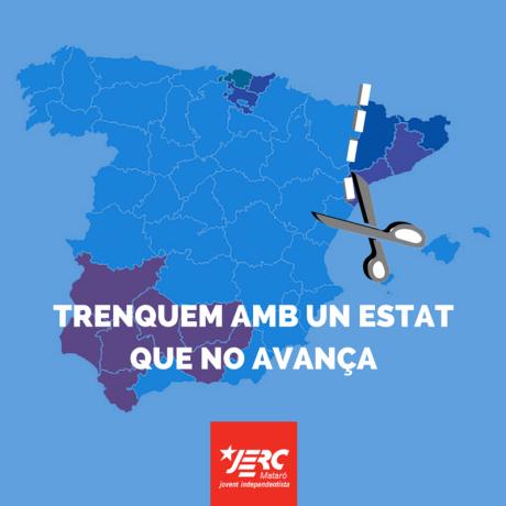 Trenquem amb Espanya!