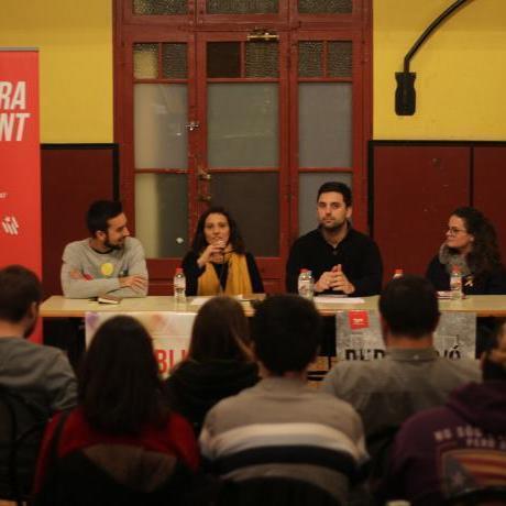 Acte central de les JERC Baix Llobregat a Esparreguera