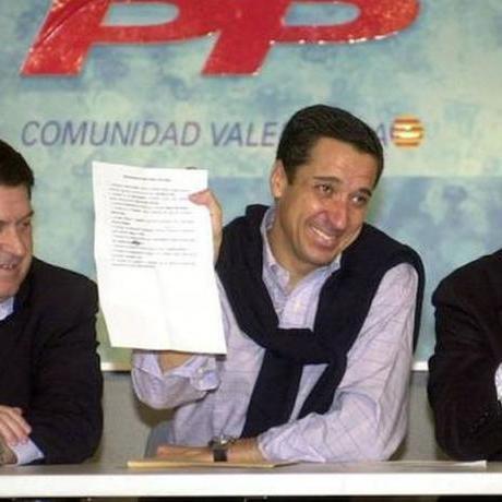 Els presidents populars de la Generalitat imputats.