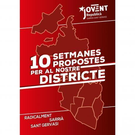 10 setmanes - 10 propostes