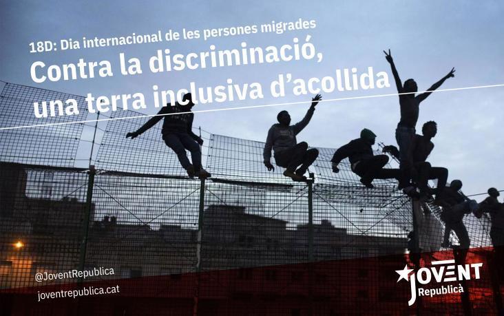 Les persones migrades pateixen violència al lloc d'origen i s'amplia i cronifica un cop arriben.