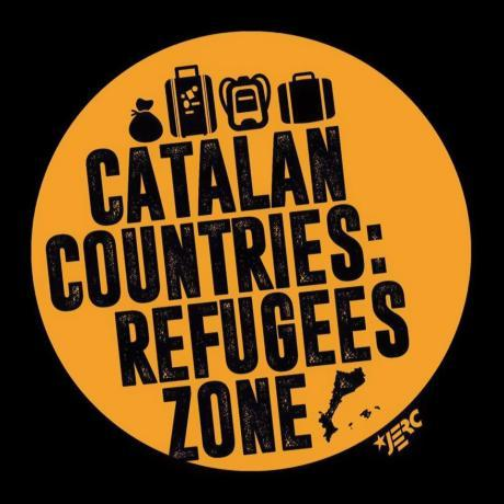Catalan countries: Refugees zone