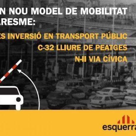 Per un model de mobilitat al Maresme